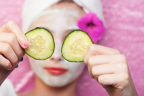 Cuide da sua pele incluindo máscaras caseiras no ritual de beleza. (Foto Ilustrativa)