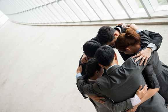 """Ao se comunicar com a equipe, use sempre a palavra """"nós"""". (Foto Ilustrativa)"""
