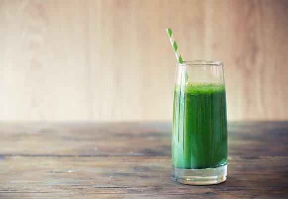 Adquira o hábito de tomar vitamina de couve. (Foto Ilustrativa)