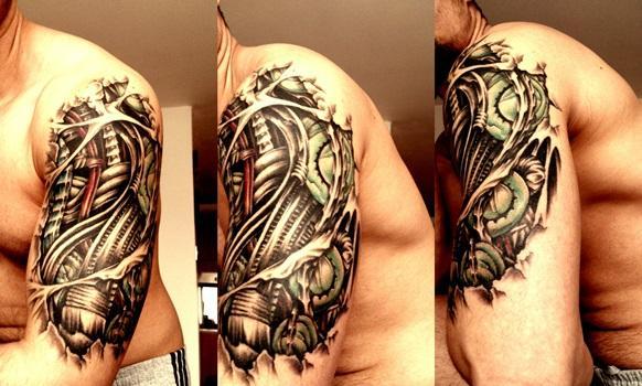 (Foto: Reprodução/ tattooton)