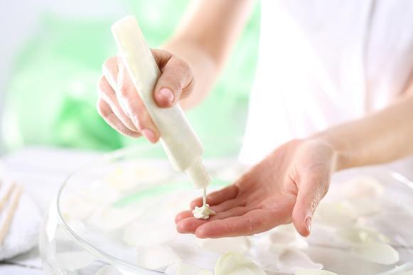 Escolha um bom produto para usar na massagem. (Foto Ilustrativa)