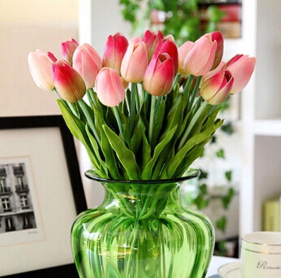 Deixe a decoração da sua casa mais bonita com plantas artificiais. (Foto: Reprodução/Aliexpress)