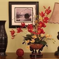 Como usar plantas artificiais na decoração