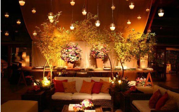 Lounge para descansar e conversar. (Foto: Reprodução/Capricho)
