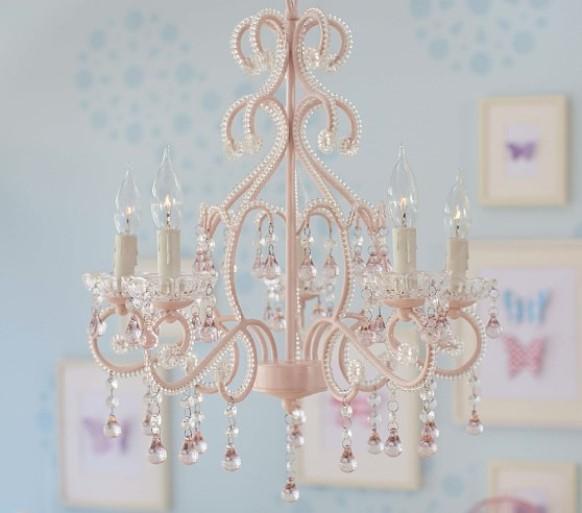 Decora o com lustres fotos e ideias - Inexpensive chandeliers for bedroom ...