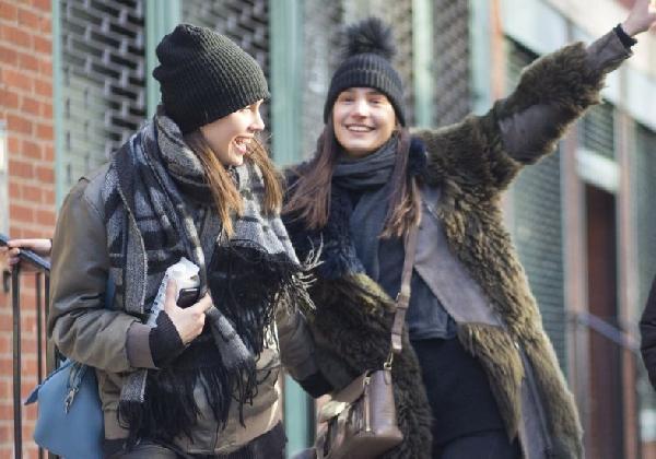 Touca para o inverno um presente original e moderno (Foto: Divulgação MdeMulher)