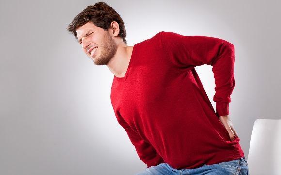 Com medidas simples você consegue aliviar as dores nas costas. (Foto Ilustrativa)