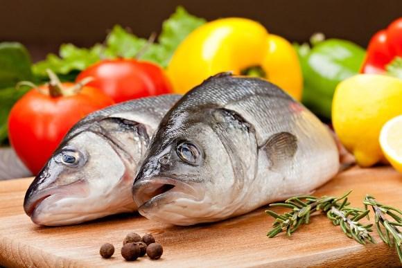 O peixe é uma escolha saudável para o cardápio. (Foto Ilustrativa)