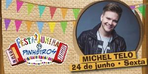 Festa Junina Clube Pinheiros 2016