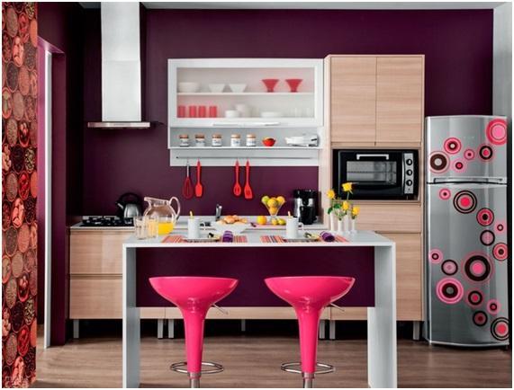 Balcões para cozinhas pequenas dão muito certo (Foto: Divulgação)