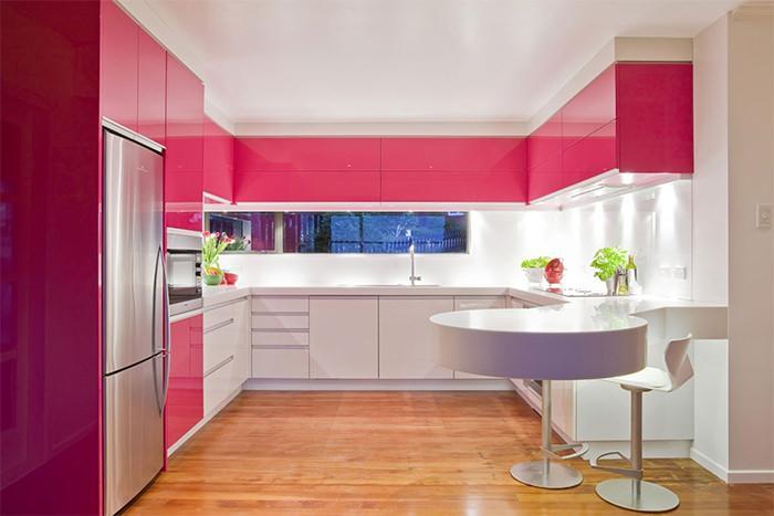 Móveis brancos para a sua cozinha, confira (Foto: Divulgação)