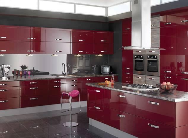 A cozinha planejada pequena pode ter peças imponentes (Foto: Divulgação)