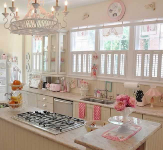 Cozinha planejada com delicadeza nos detalhes (Foto: Divulgação)