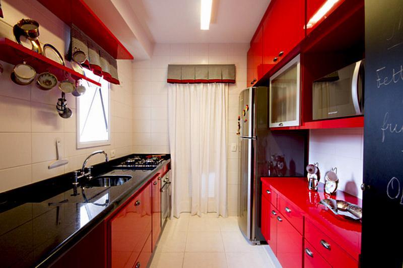 Cozinhas planejadas com alguns diferenciais (Foto: Divulgação)