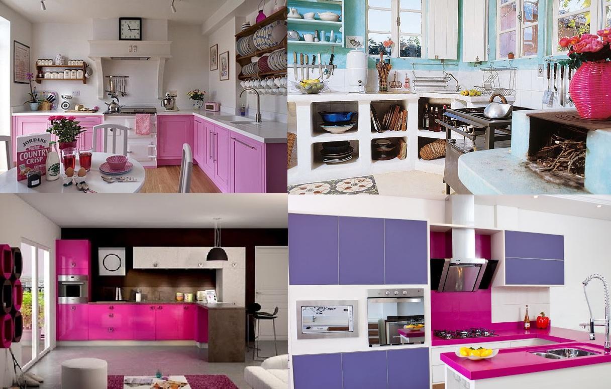 Aposte em uma cozinha planejada com alguns detalhes delicado (Foto: Divulgação)