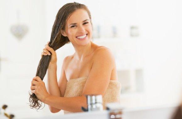 O cabelo fica macio, brilhante e hidratado. (Foto Ilustrativa)