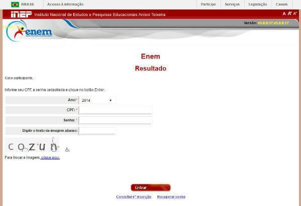 Consulte provas e gabaritos das provas de anos anteriores do Enem (Foto: Reprodução)