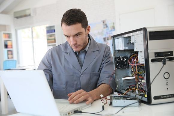 O curso de técnico em informática é uma boa opção. (Foto Ilustrativa)