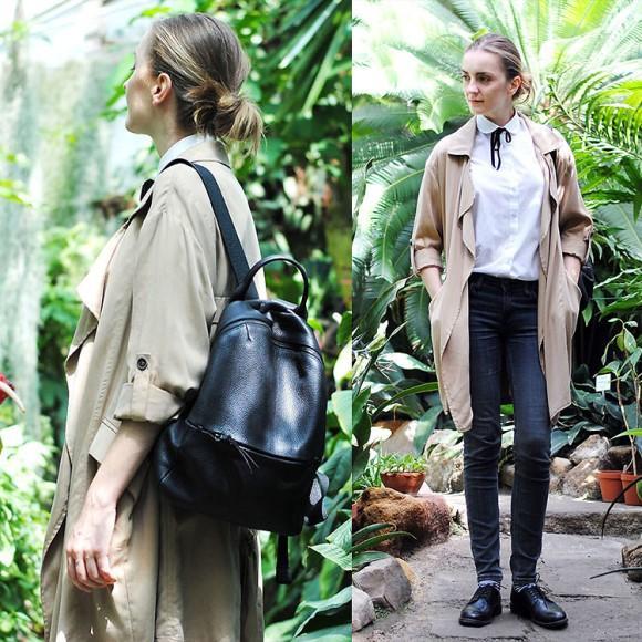 Conheça as tendências de casacos e jaquetas. (Foto: Reprodução/Lookbook.nu)