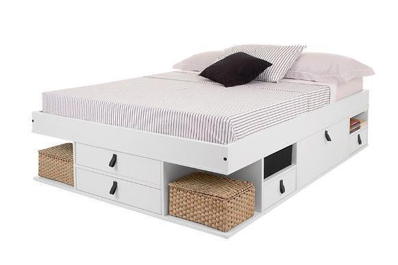 Modelos de camas para casal 2016 meu movel de madeira