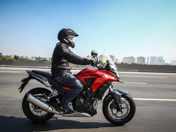 A Honda finalmente lançou os novos modelos da linha 500. (Foto: Divulgação)