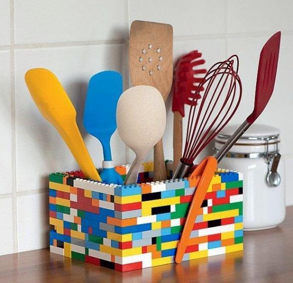 Os objetos divertidos também são bem-vindos. (Foto: Reprodução/Sweetmagnoliaway)
