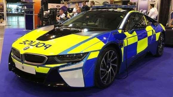 BMW I8. (Foto: Reprodução/MSN)