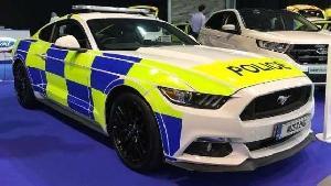 Os mais velozes carros de patrulha do mundo