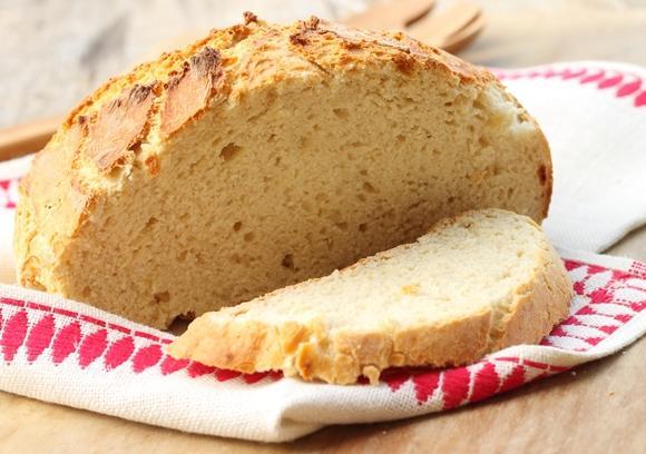 Aprenda a fazer um pão caseiro bem fofinho. (Foto Ilustrativa)