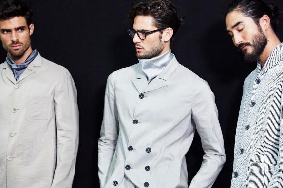 O Milan Fashion Week Men apresentou muitas novidades. (Foto: Reprodução/Wmagazine)