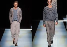Tendências masculinas na Semana de Moda Milão 2016