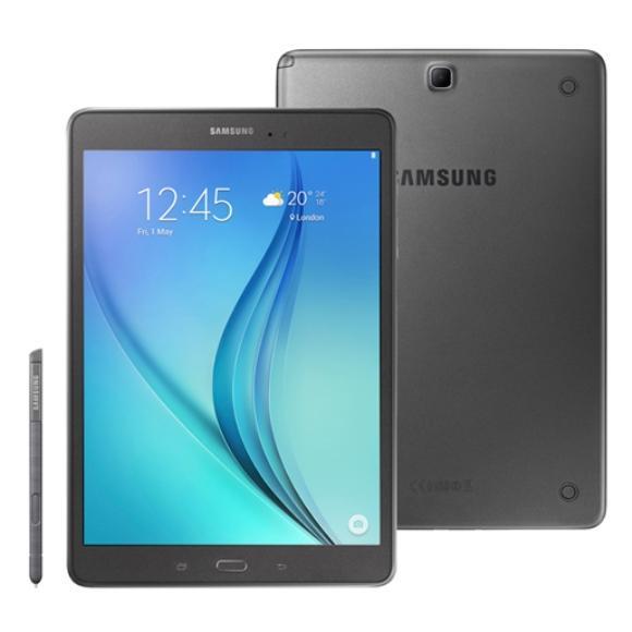 Tablet Samsung Galaxy Tab A P355M. (Foto: Reprodução/Samsung)