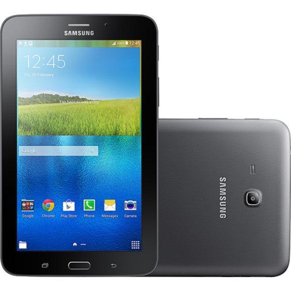 Tablet Samsung Galaxy Tab T113. (Foto: Reprodução/Samsung)