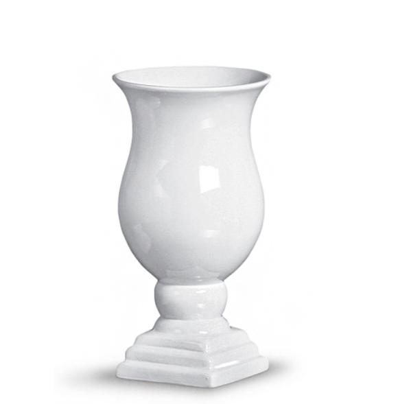 Vaso de madeira. (Foto: Foto/ Amodecorar)