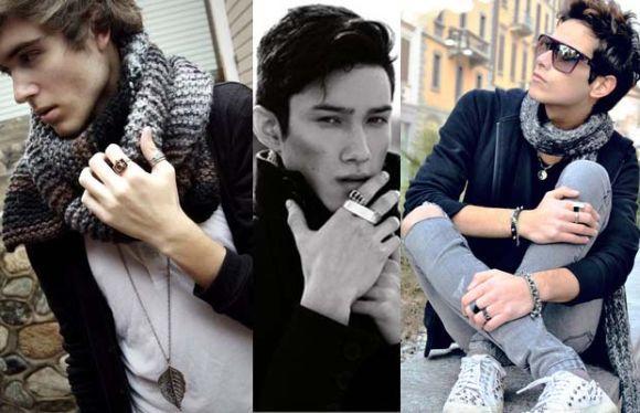 Mais exemplos de como usar anel masculino (Foto Ilustrativa)