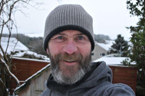 A barba cheia é sempre usada (Foto Ilustrativa)