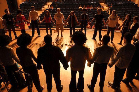 Se você quer ter uma carreira no teatro, não deixe de conhecer os cursos do Sesi Catumbi (Foto Ilustrativa)