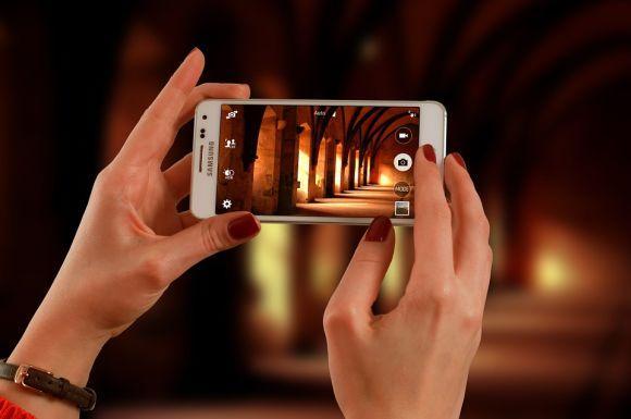 Aprenda técnicas incríveis para tirar fotos melhores com o celular (Foto Ilustrativa)