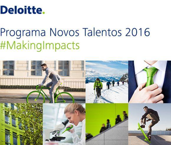 O Programa de Trainee da Deloitte tem vagas para formados em Direito, Engenharia, Biologia, etc (Foto: Divulgação Deloitte)