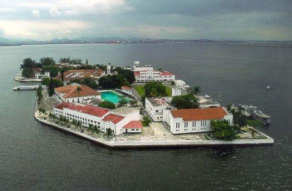 O CFO é realizado no Centro de Instrução Almirante Wandenkolk, no Rio de Janeiro (Foto Ilustrativa)