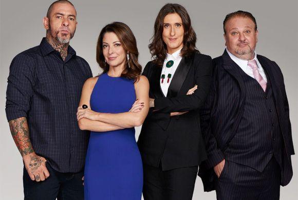 A apresentadora e os jurados serão os mesmos já conhecidos das outras versões do reality (Foto: Divulgação Band)