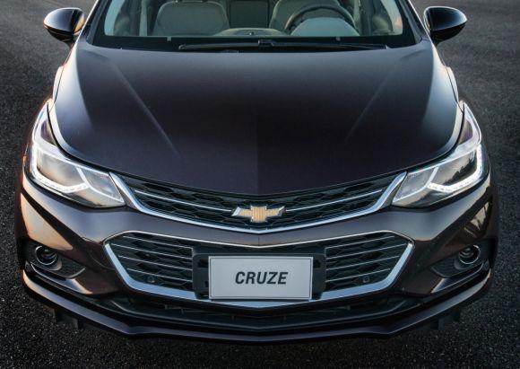 Novo Chevrolet Cruze 2017: versões, preços (Foto: Divulgação GM)