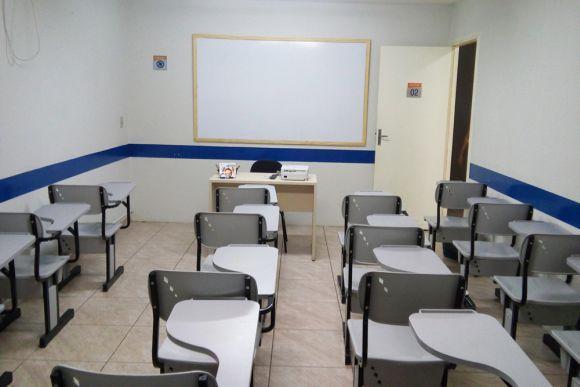 As salas de aula do Senac Serra Talhada são confortáveis e bem equipadas (Foto: Divulgação Senac)
