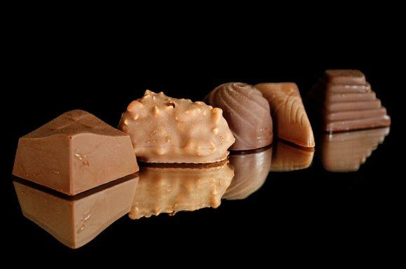 Outro curso bastante popular é o de Chocolates e Doces Finos (Foto Ilustrativa)