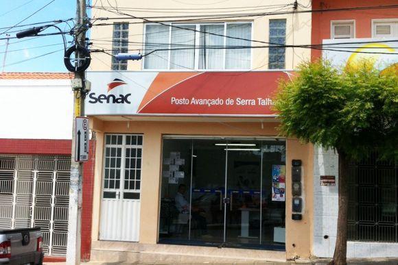 Senac Serra Talhada cursos profissionais 2016 (Foto: Divulgação Senac)