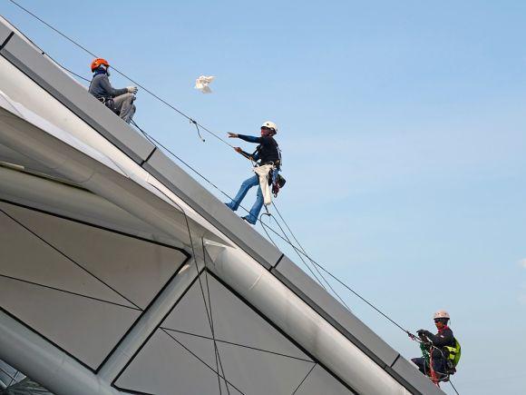 Curso Técnico em Segurança do Trabalho é oferecido na cidade (Foto Ilustrativa)
