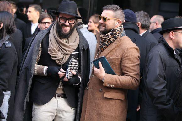 Tendência moda inverno masculino 2016/2017 (Foto Ilustrativa)