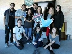 Twitter programa de estágio no Brasil 2016