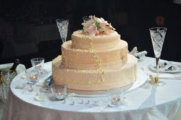 60 bolos de casamento que são tendência para 2017 (Foto Ilustrativa)