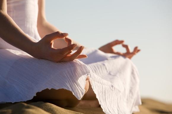 A meditação ajuda a equilibrar os chakras. (Foto Ilustrativa)